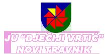 """JU """"DJEČIJI VRTIĆ"""" NOVI TRAVNIK"""